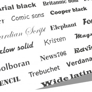 Hoe een lettertype je geld kan besparen